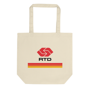 RTD Eco Tote bag - Los Angeles Metro Shop