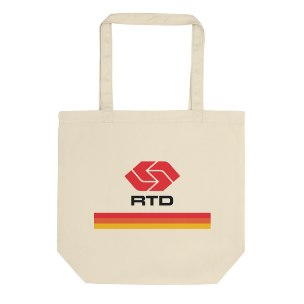 RTD Tote bag - Los Angeles Metro Shop