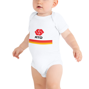 RTD Baby Onesie - Los Angeles Metro Shop