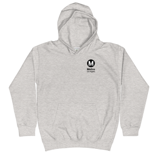 Metro Los Angeles Kids Hoodie - Los Angeles Metro Shop