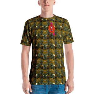 Rude Dude Pineapple T-shirt - Metro Shop