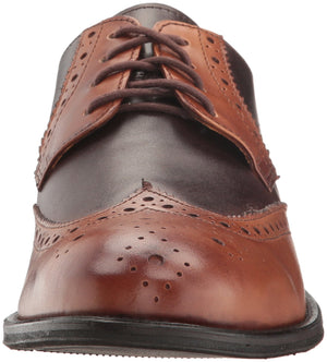 Giorgio Brutini Men's Reine Oxford Tan/Brown 9.5 US/9.5 M US - mroutfit