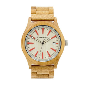Kylemore | Bamboo by Everwood Watch Company - mroutfit