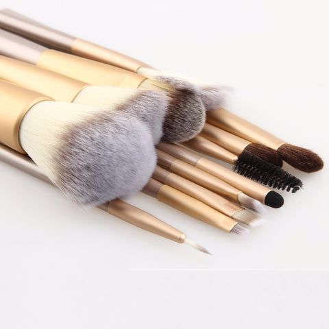 cheap affordable makeup beauty cosmetic brush set kit