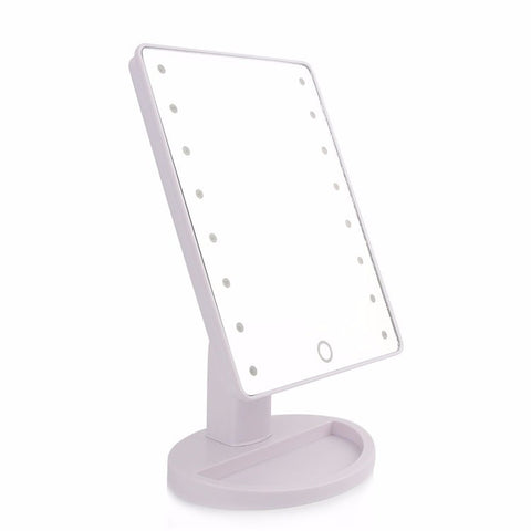 cheap affordable makeup beauty cosmetic led light mirror