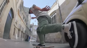 Leo Valls: Skate Urbanish Documentary