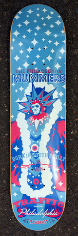 Traffic Mummers deck