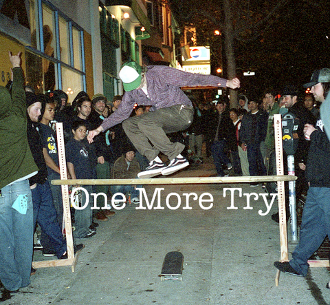 One More Try Podcast