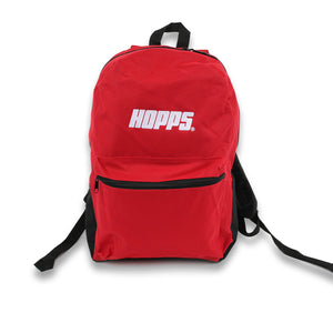 "Hopps ""Big Hopps"" Backpack Red 2"