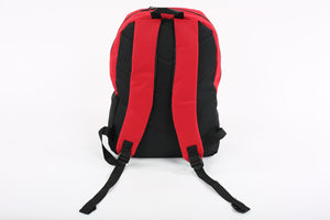 "Hopps ""Big Hopps"" Backpack Red back"