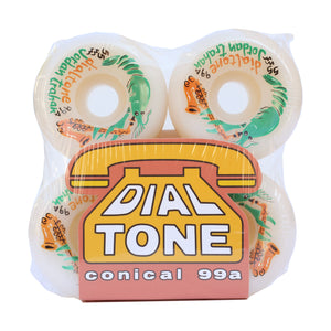 Dial Tone Wheel Co. Trahan Zydeco Wheels 54mm Standard / 55mm Conical