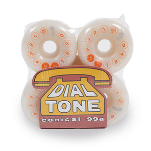 Dial Tone Wheel Co. Rotary Classic Conical Cut Wheels 55mm