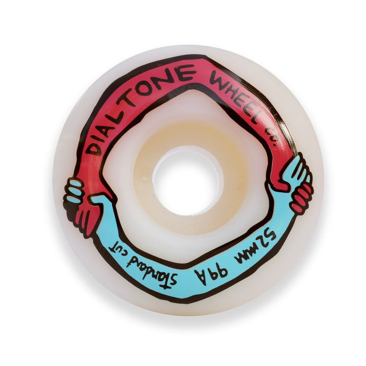 Dial Tone Wheel Co. Harmony Wheels 52mm Standard