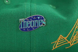 Theories Disharmony Enamel Pin