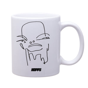 Hopps Skateboards Dreamer Coffee Mug