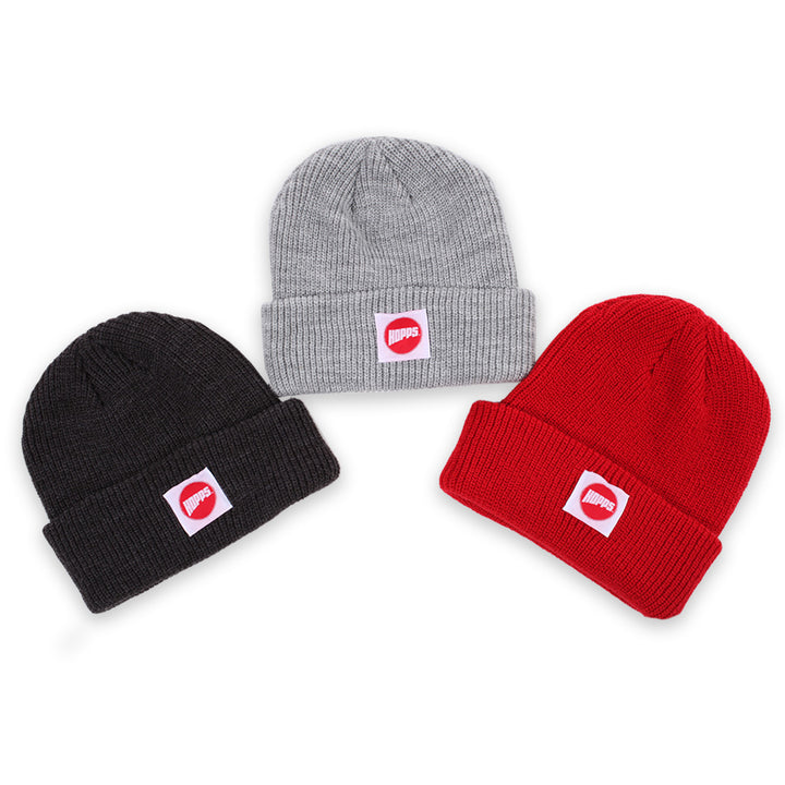 Hopps Skateboards Hopps Label Light Weight Beanie