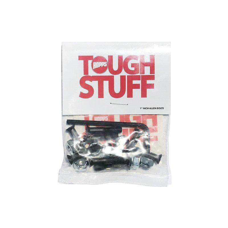 "Hopps_skateboards_Tough_stuff_hardware_1""_allen"