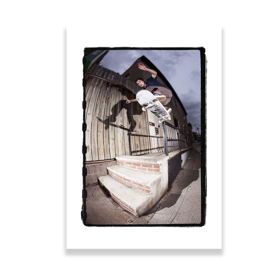 John Baragwanath Backside 5-0 Print