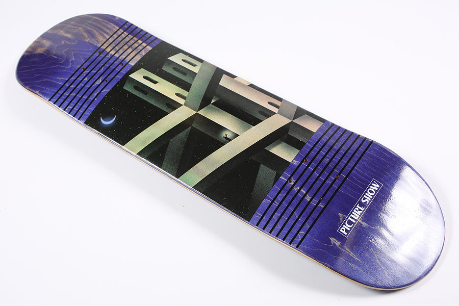 Picture Show Spire Skateboard Deck