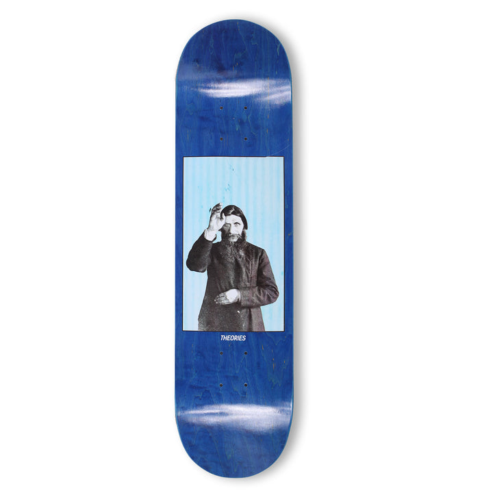 Theories Rasputin V2 Skateboard Deck