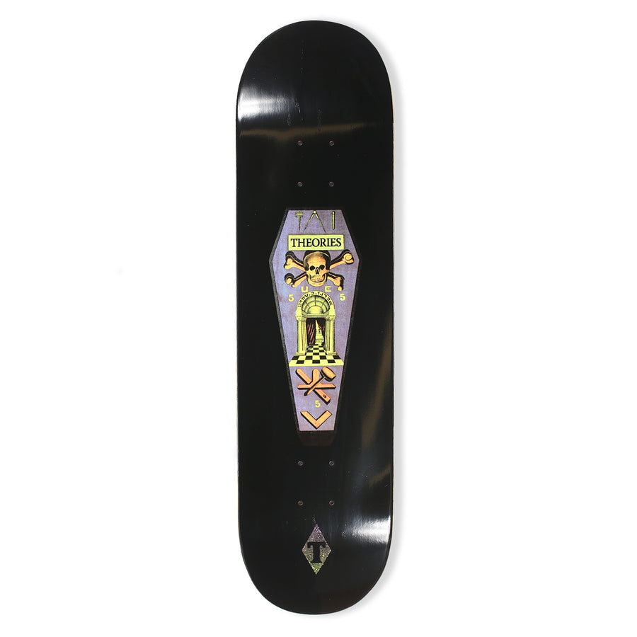 Theories Skate Coffin Skateboard Deck
