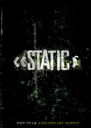 Static Re-Release DVD