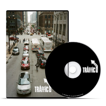 Traffic Skateboards Look Left DVD