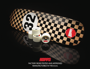 Hopps Skateboards Enjoy the Ride Crusier Wheels 64mm