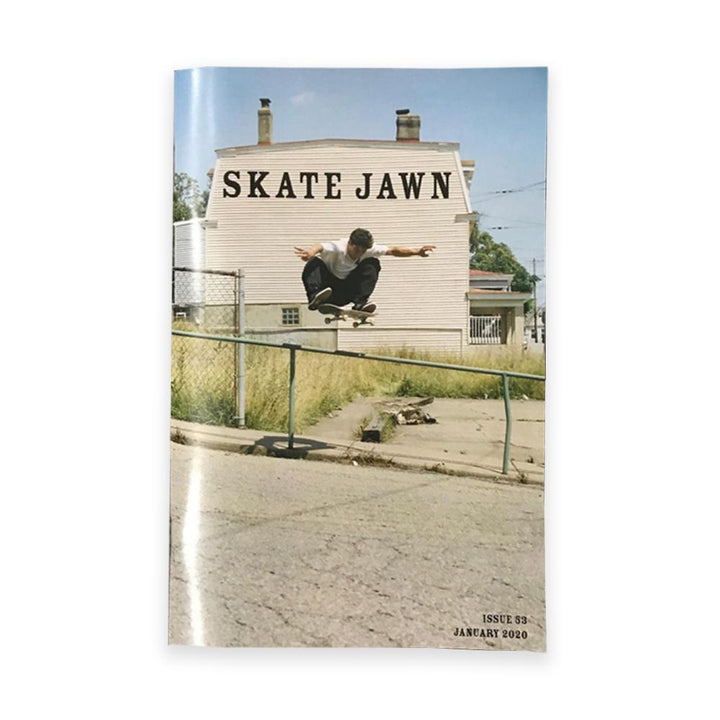 SKATE JAWN ISSUE #53