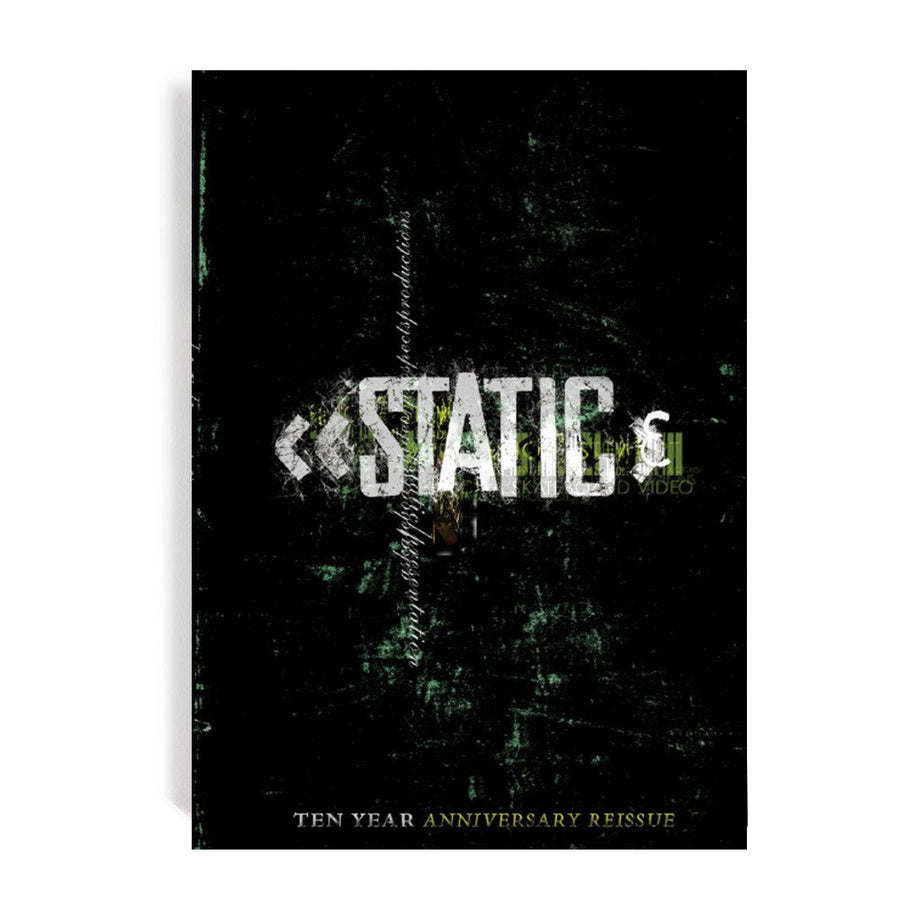 Static I Re-Release DVD
