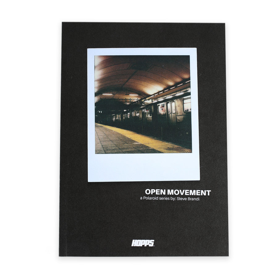 Steve Brandi Open Movement Zine