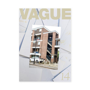 Vague Mag Issue 14 Front Cover