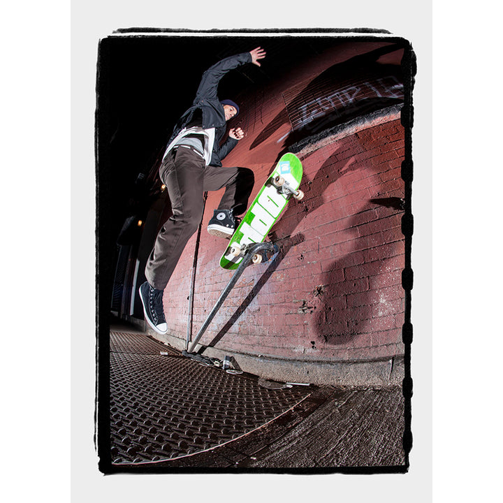 Steve Brandi No Comply Pole Jam Print