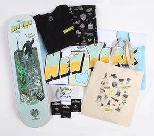 Theories NYC SKATE TOURIST COLLECTION
