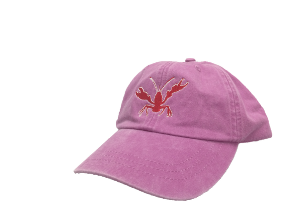 Buckleback Crawfish Outline Hat