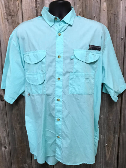 CLASSIC FISHING SHIRT (SHORT SLEEVE)