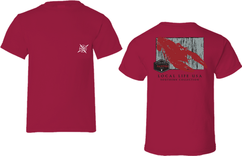 Crawfish Festival Short Sleeve Tee