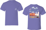 Downtown Hattiesburg Short Sleeve Tee