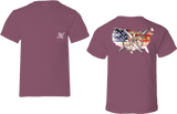 USA Compass Short Sleeve Tee