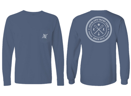 Local Life Yacht Club Long Sleeve Tee