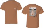 Duck Hunting Dog Short Sleeve Tee