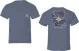 Nautical Compass and Knots Short Sleeve Tee