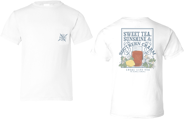 Sweet Tea Short Sleeve Tee