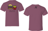 Hattiesburger & Fries Short Sleeve Tee
