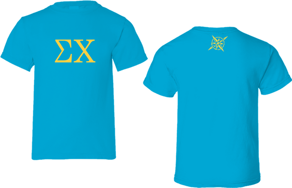 Sigma Chi Letter Shirt