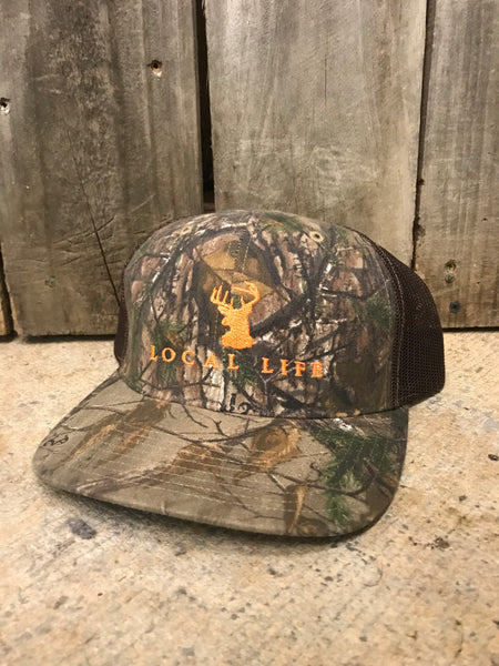 LOCAL LIFE OUTDOORS HAT