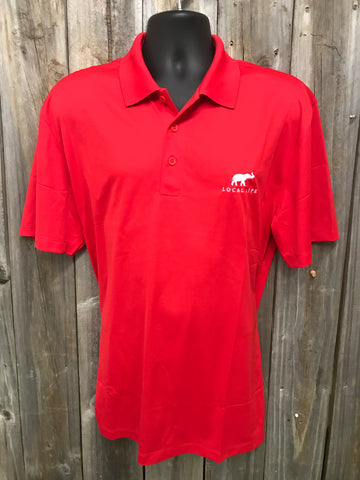Vintage Game Day Polo