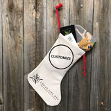 Custom Stuffed Stocking