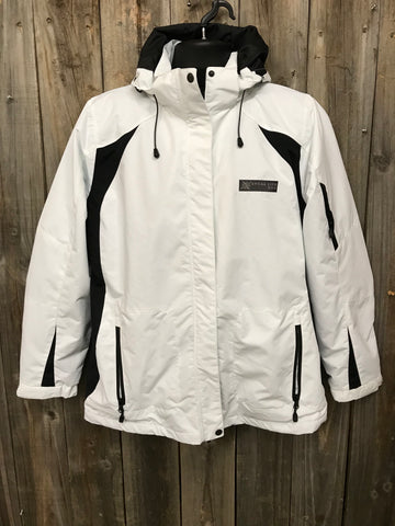 White Snowbelle Jacket