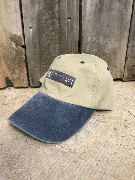 LOCAL LIFE USA PATCH HAT